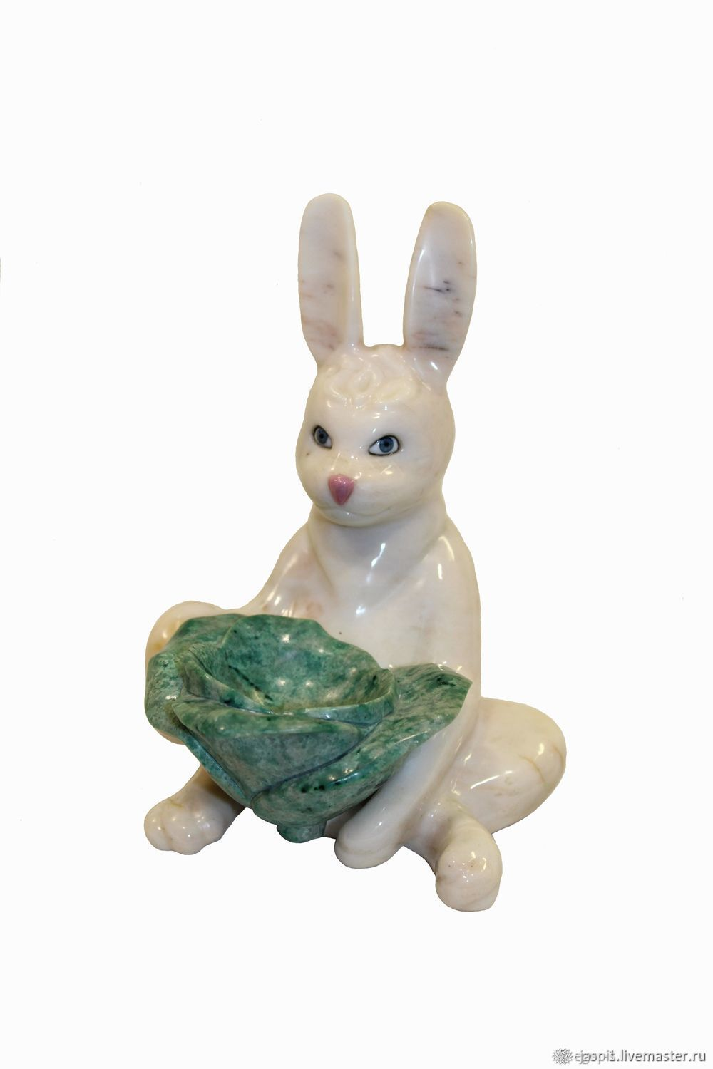 Stone carving of 'the Hare', Figurines, Ekaterinburg,  Фото №1