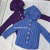Работы для детей, handmade. Livemaster - original item sweater Coral Reef. Handmade.