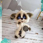 Куклы и игрушки handmade. Livemaster - original item Fidget Siamese cat. Handmade.