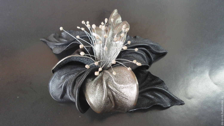 Платье цветок орхидеи