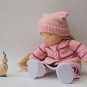 Куклы и игрушки handmade. Livemaster - original item Doll for Lada, 31 cm, set of clothes. Handmade.