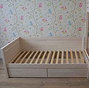 Для дома и интерьера ручной работы. Ярмарка Мастеров - ручная работа Кровать кушетка Мария. Handmade.