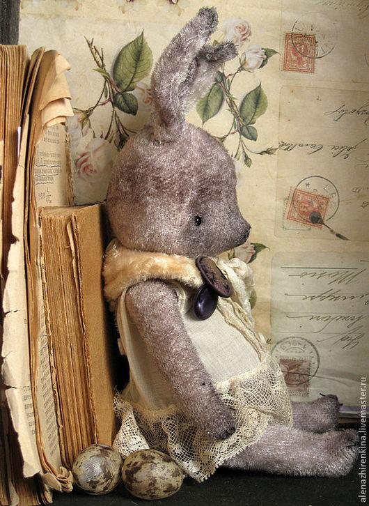 Мишки Тедди ручной работы. Ярмарка Мастеров - ручная работа. Купить Софи. Handmade. Бледно-розовый, винтаж, розовый, опилки