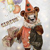 Куклы и игрушки handmade. Livemaster - original item Plush bear Batiste Teddy bear plush toy. Handmade.