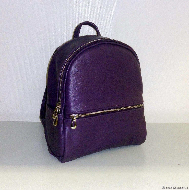 Handbags handmade. Livemaster - handmade. Buy Backpack leather womens 41.Backpack, backpack for girls, backpack women's