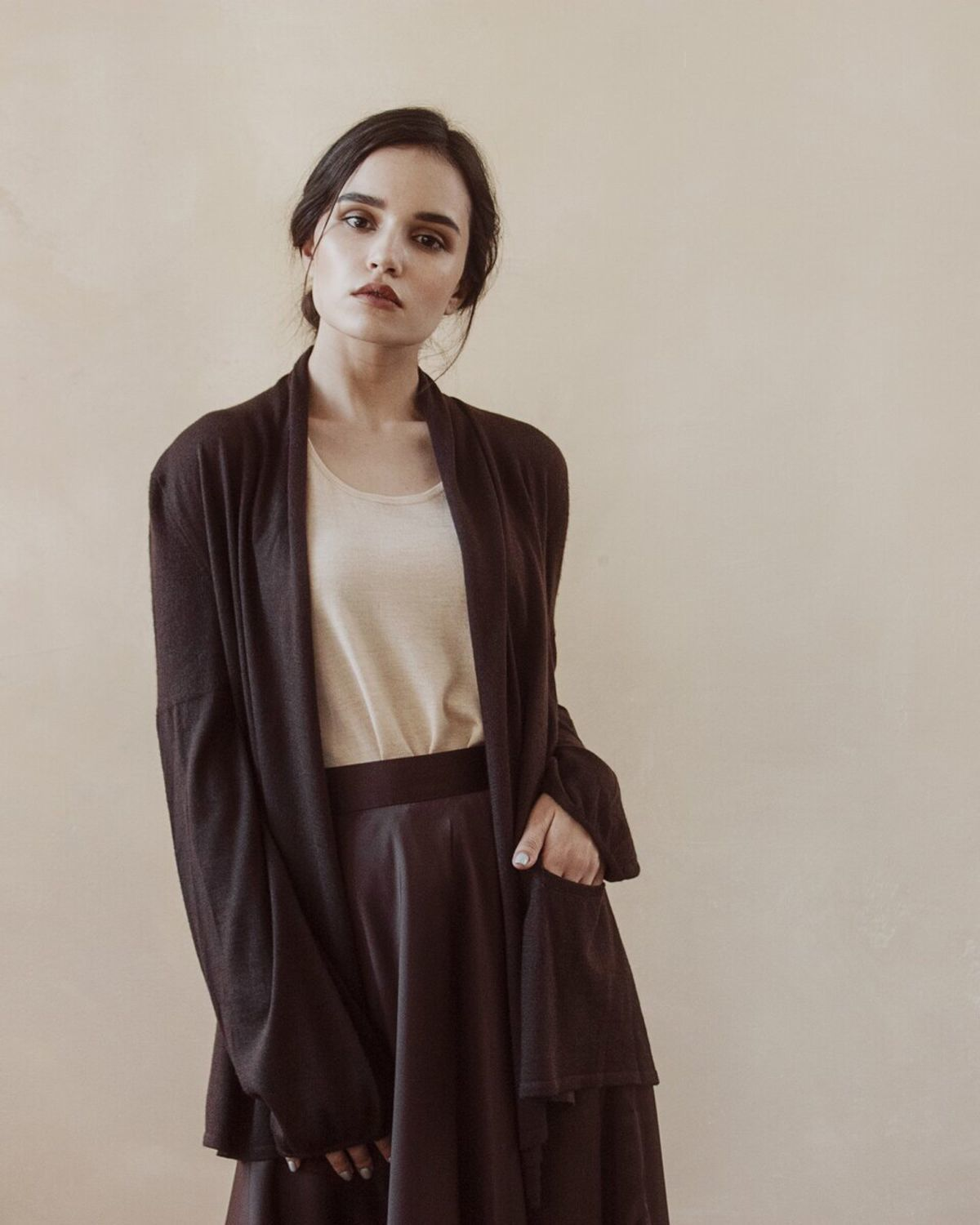 Cashmere cardigan with Loliit pockets, Cardigans, Moscow,  Фото №1