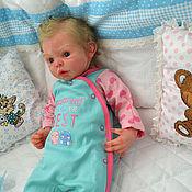 Куклы и игрушки ручной работы. Ярмарка Мастеров - ручная работа Авторская силиконовая кукла Патрик. Handmade.