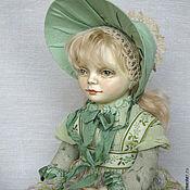 Куклы и игрушки ручной работы. Ярмарка Мастеров - ручная работа Полина Авторская коллекционная кукла из фарфора. Handmade.