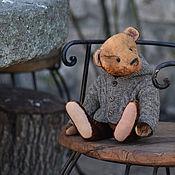 Куклы и игрушки ручной работы. Ярмарка Мастеров - ручная работа Большой мишка Макар, 42 см. Handmade.