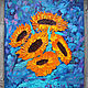 Oil painting Sunflowers on the birthday of van Gogh. Pictures. Nardetum (Naradostvam). Online shopping on My Livemaster.  Фото №2