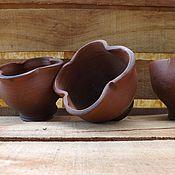 """Посуда ручной работы. Ярмарка Мастеров - ручная работа Керамический бокал """"Ромашка"""". Handmade."""