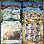 """Канцелярские товары ручной работы. Ярмарка Мастеров - ручная работа Фотокнига """"Отпуск на море"""". Handmade."""