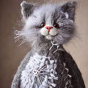 Куклы и игрушки handmade. Livemaster - original item Cat DANDELION. Handmade.