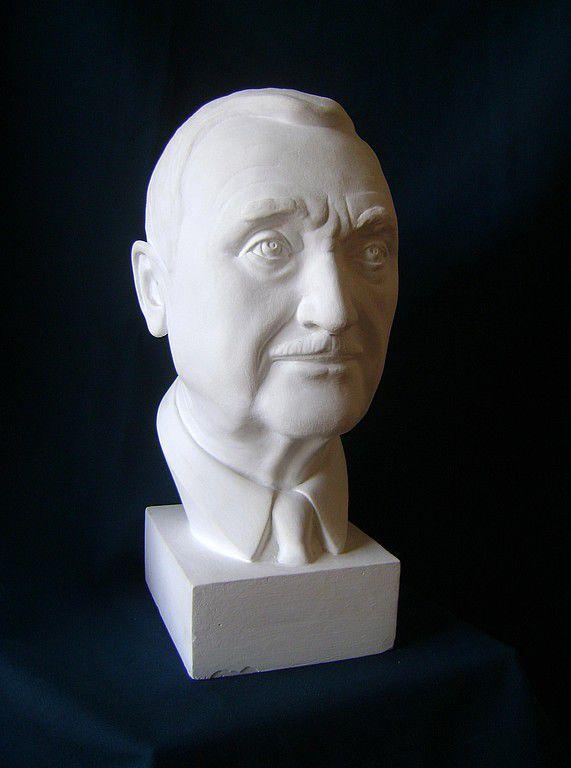 Скульптурный портрет, Скульптуры, Москва, Фото №1
