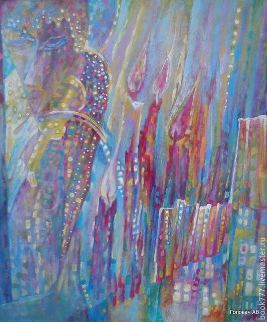 Символизм ручной работы. Ярмарка Мастеров - ручная работа. Купить Игра нот в пламени Свечи ( Притча о свечах ). Handmade.