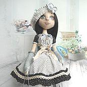 Куклы и игрушки ручной работы. Ярмарка Мастеров - ручная работа Текстильная кукла Майя.. Handmade.