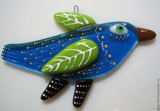Подвеска -синичка. Эти работы выполненны по мотивам замечательной художницы-керамистки Nataly Sots.Такие подвески могут служить прекрасным ёлочным украшением . Ими можно украсить детскую комнату или п