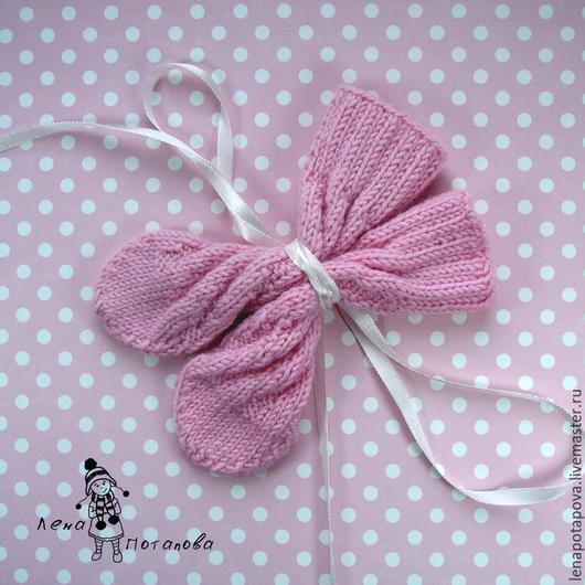"""Для новорожденных, ручной работы. Ярмарка Мастеров - ручная работа. Купить Носочки """"Спиральки"""". Handmade. Бледно-розовый, безразмерные носки"""