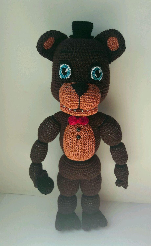 мишка Freddy, Игрушки, Солнечногорск, Фото №1