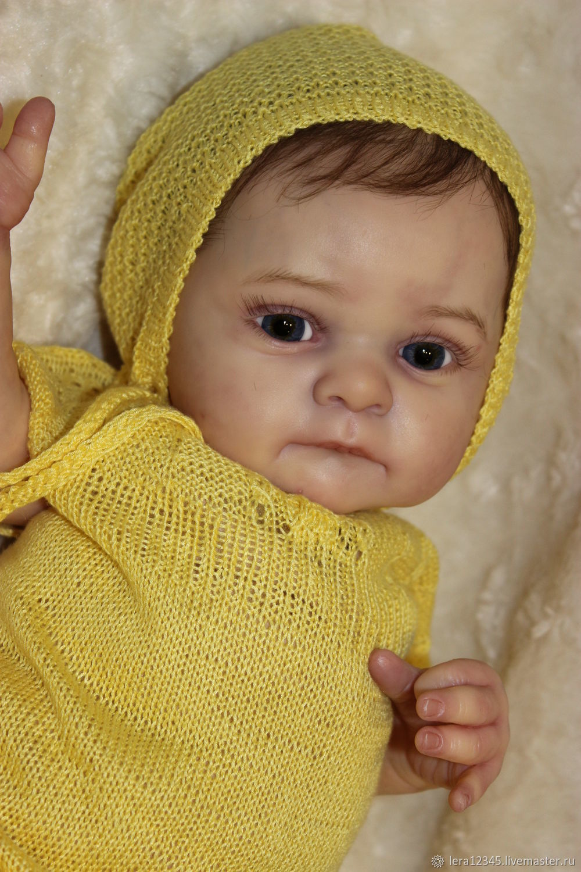 Крошка Яэлька, Куклы Reborn, Самара,  Фото №1