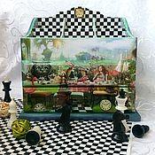 Для дома и интерьера handmade. Livemaster - original item Table Mini-chest of drawers