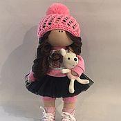 Куклы и пупсы ручной работы. Ярмарка Мастеров - ручная работа Текстильная кукла ручной работы. Handmade.