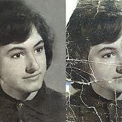 Фото ручной работы. Ярмарка Мастеров - ручная работа Реставрация  фотографий, ретушь. Handmade.