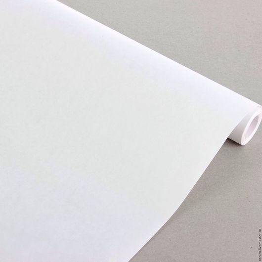 Упаковка ручной работы. Ярмарка Мастеров - ручная работа. Купить Бумага крафт белая, 5 м.. Handmade. Крафт