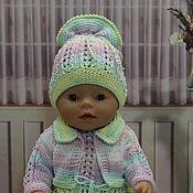 """Схемы для вязания ручной работы. Ярмарка Мастеров - ручная работа МК """" Ажурные дорожки """" 2 для Бэби Бон. Handmade."""