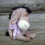 Stuffed Toys handmade. Livemaster - original item Each bear). Handmade.