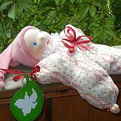Куклы и игрушки ручной работы. Ярмарка Мастеров - ручная работа Малышка -вальдорфская кукла. Handmade.
