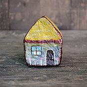 """Куклы и игрушки ручной работы. Ярмарка Мастеров - ручная работа """"Свой маленький уютный домик..."""" Интерьерная кукла. Handmade."""
