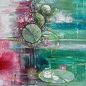 Картины и панно ручной работы. Ярмарка Мастеров - ручная работа Праздник середины осени. Handmade.