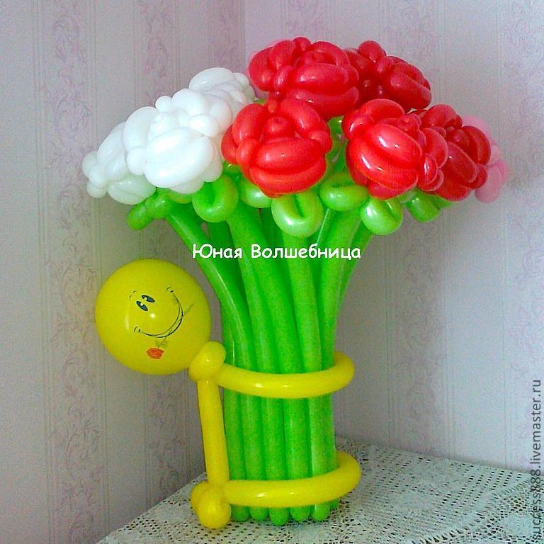Цветы из шдм мастер класс