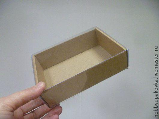 Упаковка ручной работы. Ярмарка Мастеров - ручная работа. Купить Коробка  15х11х4,5 см микрогофрокартон. Handmade. Коробка