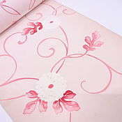 Ткани ручной работы. Ярмарка Мастеров - ручная работа Антикварный японский шелк 60х годов. Handmade.