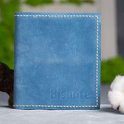 Сумки и аксессуары handmade. Livemaster - original item Business Card Holder Gemello. Handmade.