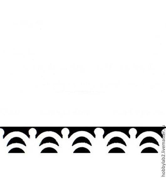 Открытки и скрапбукинг ручной работы. Ярмарка Мастеров - ручная работа. Купить Дырокол края. Handmade. Фигурный компостер, фигурный дырокол