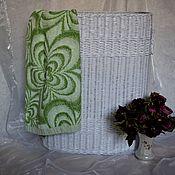 Для дома и интерьера handmade. Livemaster - original item Basket box for Laundry or toys. Handmade.