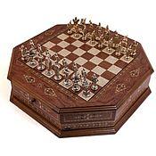 Активный отдых и развлечения handmade. Livemaster - original item #Count chess, 2612-km503. Handmade.