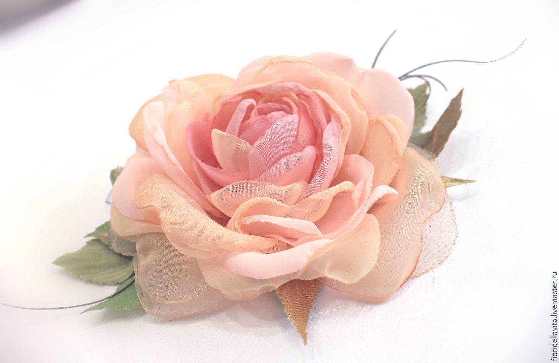Где купить цветы из шифона, цветов
