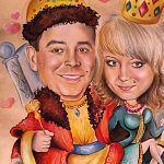 ПОРТРЕТЫ и ШАРЖИ ПО ФОТО (portret-sharzh) - Ярмарка Мастеров - ручная работа, handmade