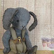 Куклы и игрушки ручной работы. Ярмарка Мастеров - ручная работа Зайчик Шер. Handmade.