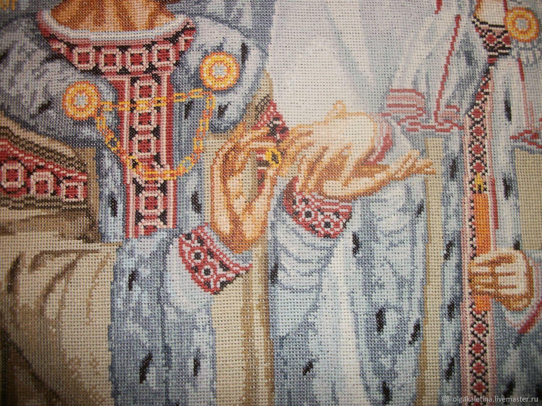 Вышивка петр и феврония муромские 199
