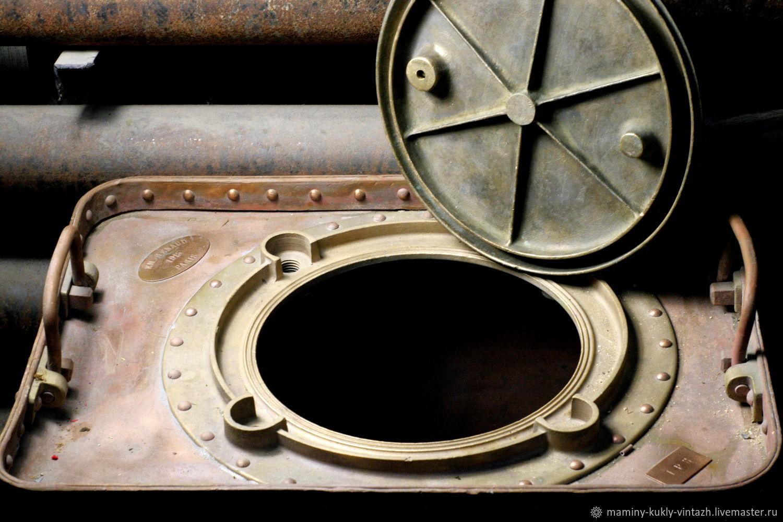 Rare copper tank - world war I, Vintage kitchen utensils, Ekaterinburg,  Фото №1