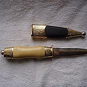 Сувениры и подарки handmade. Livemaster - original item The dagger is a mini