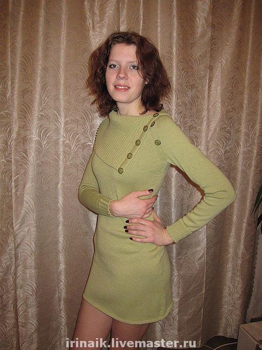 """Платья ручной работы. Ярмарка Мастеров - ручная работа. Купить Платье """"Офисное"""". Handmade. Платье, офисное платье, полушерсть"""