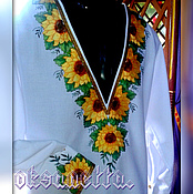 Одежда handmade. Livemaster - original item Men`s embroidery