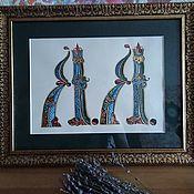 Подарки к праздникам handmade. Livemaster - original item Personal initials A. A., personal gift. Handmade.