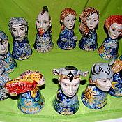 Сувениры и подарки handmade. Livemaster - original item Bells